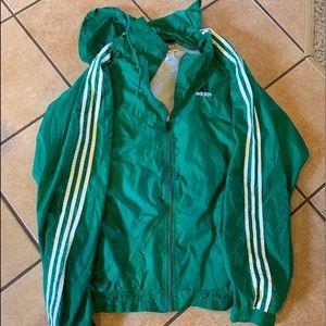 Adidas Men's Wind Breaker jacket Athletic Wear